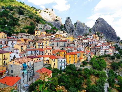 Basilikata Kalabrien Faszinierende Natur Im Tiefen Suden Italiens Wandern Italien